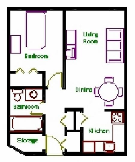 St Anns Residence - Apt Floor Plan